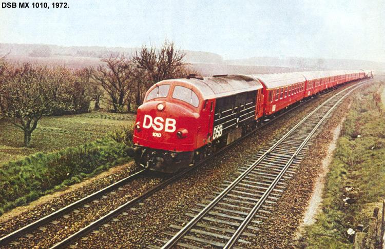 DSB MX 1010