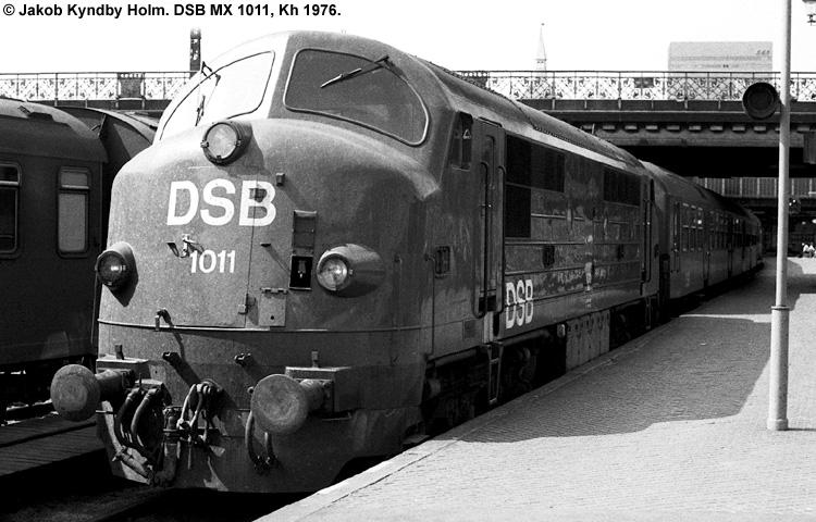 DSB MX1011