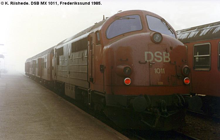 DSB MX 1011