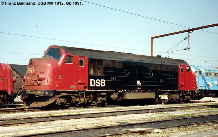 DSB MX1012