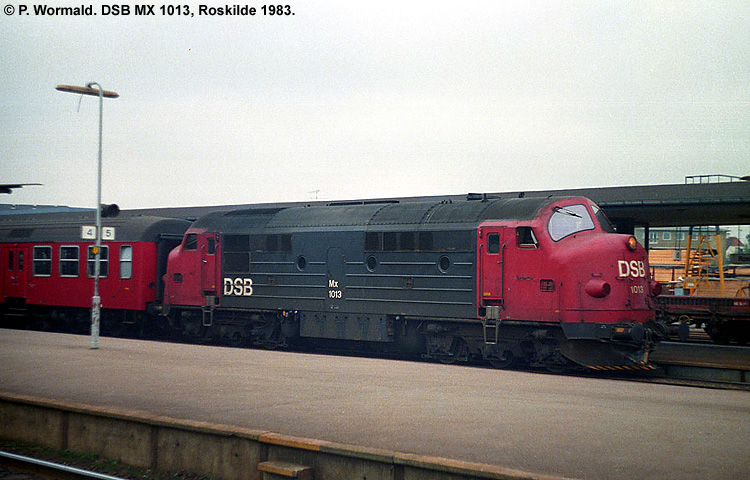 DSB MX 1013