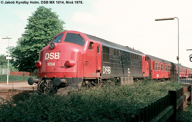 DSB MX 1014