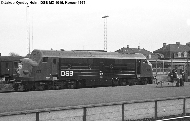 DSB MX 1015