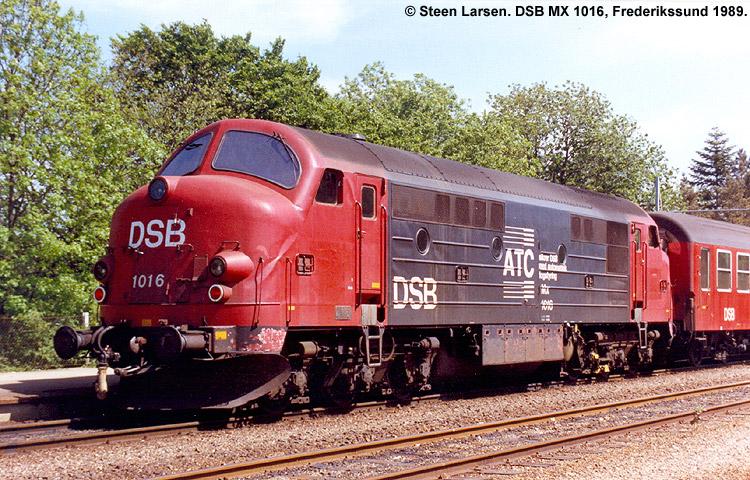 DSB MX1016