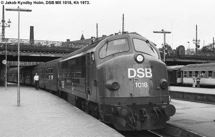 DSB MX 1018
