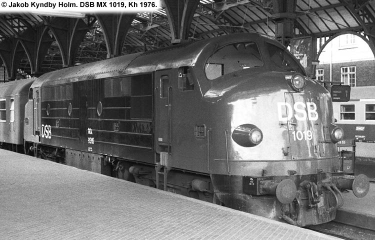 DSB MX 1019