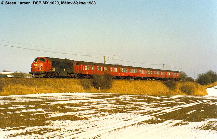 DSB MX 1020