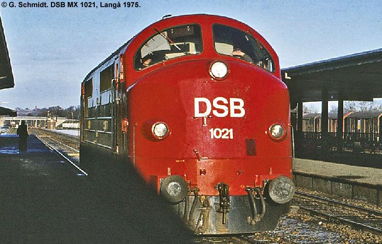 DSB MX 1021