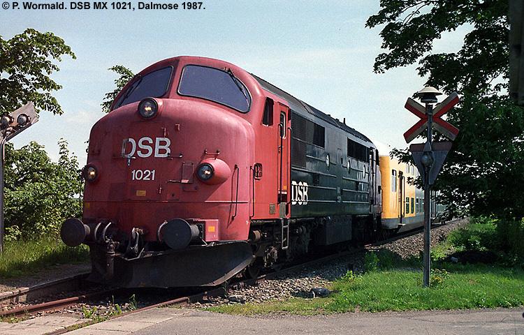 DSB MX1021