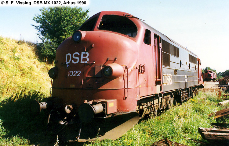 DSB MX 1022