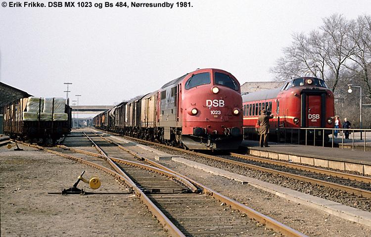 DSB MX 1023