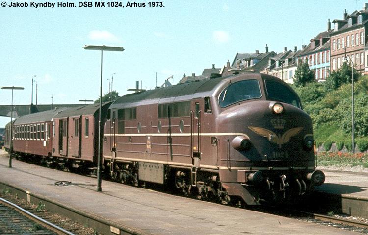 DSB MX 1024