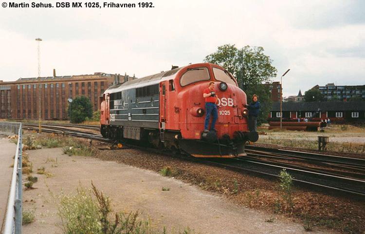 DSB MX 1025