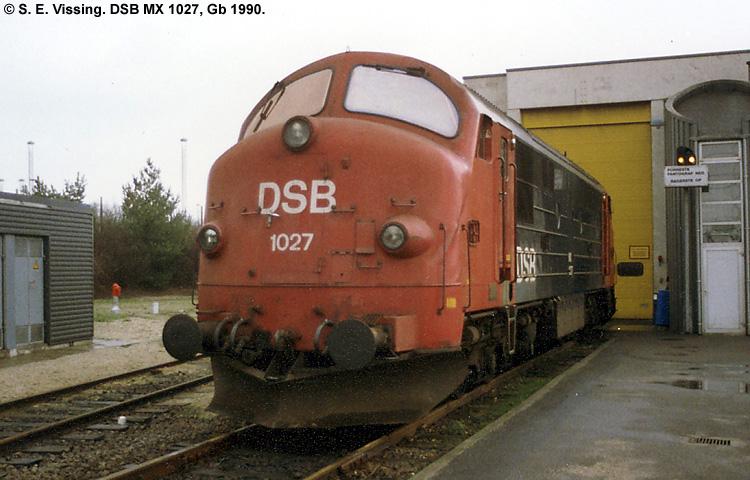 DSB MX 1027
