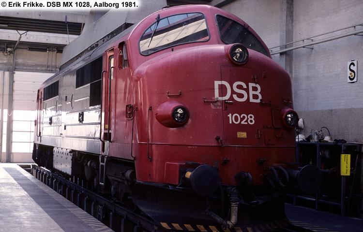 DSB MX 1028