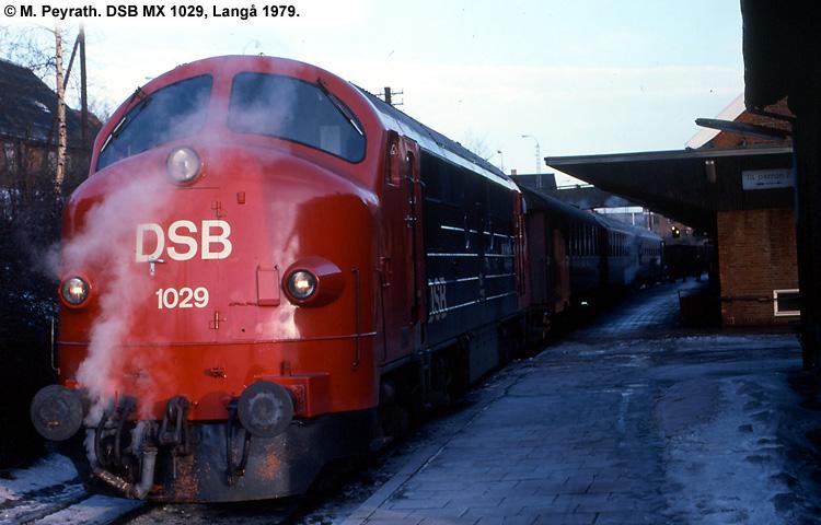 DSB MX1029
