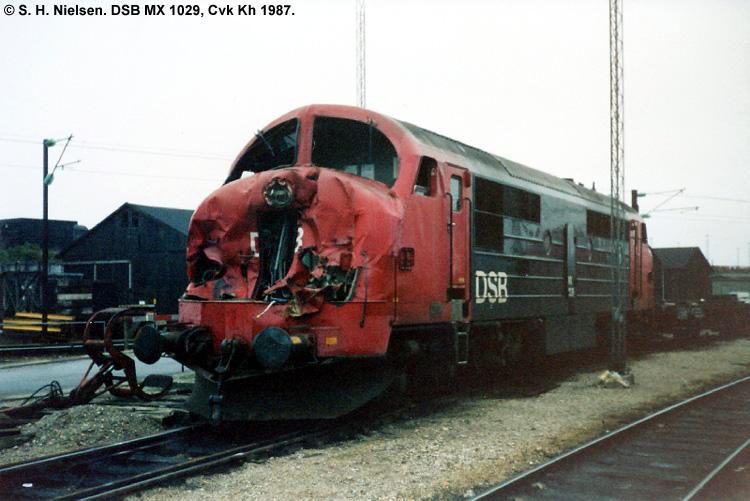 DSB MX 1029