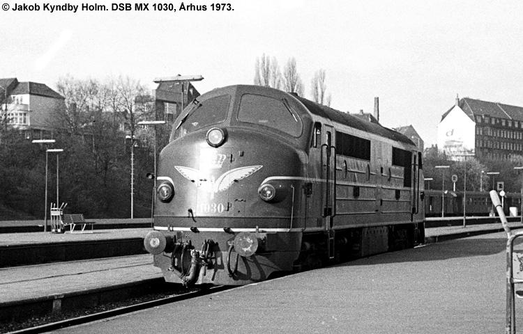 DSB MX 1030