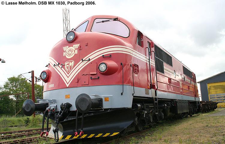 DSB MX1030