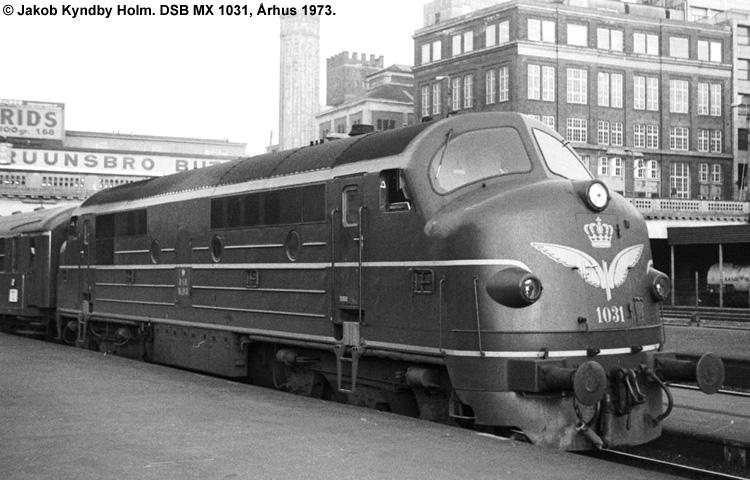 DSB MX 1031