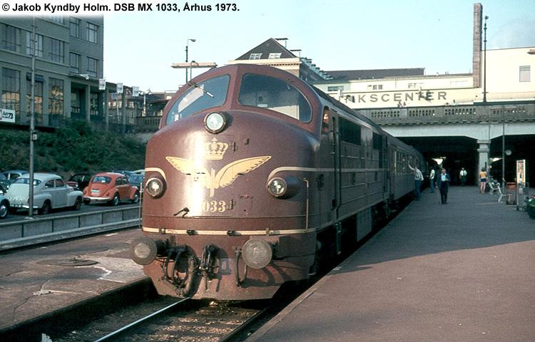 DSB MX 1033