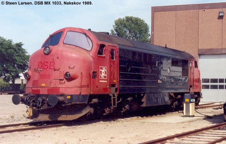 DSB MX1033