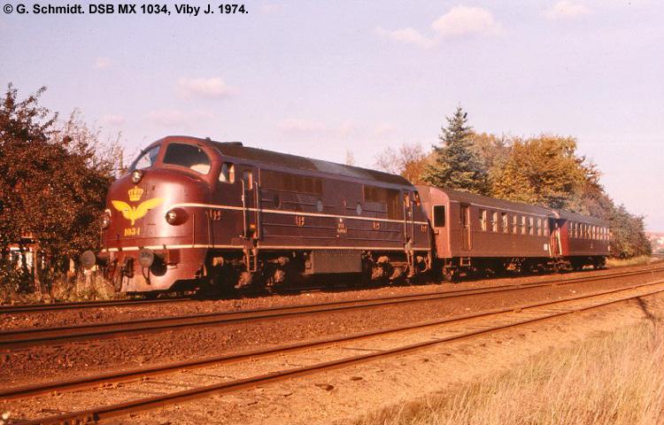 DSB MX 1034