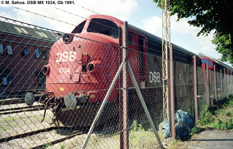 DSB MX1034