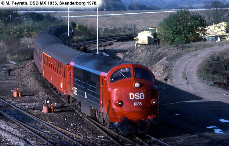 DSB MX1035