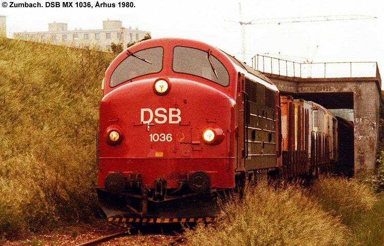 DSB MX 1036