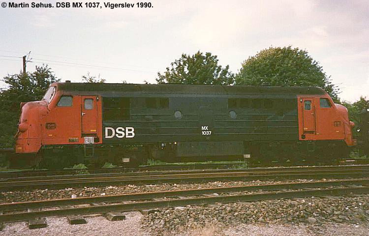 DSB MX 1037