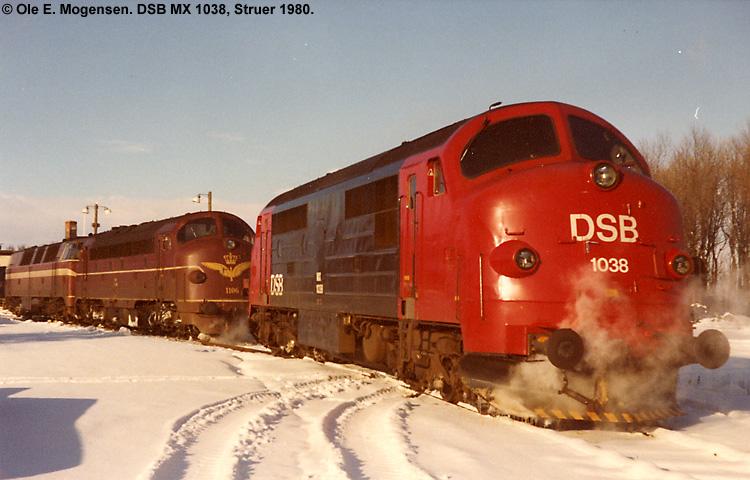 DSB MX 1038