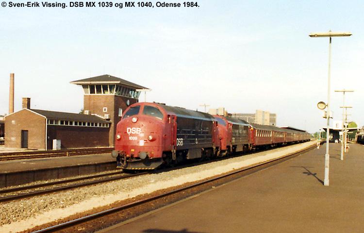 DSB MX 1039