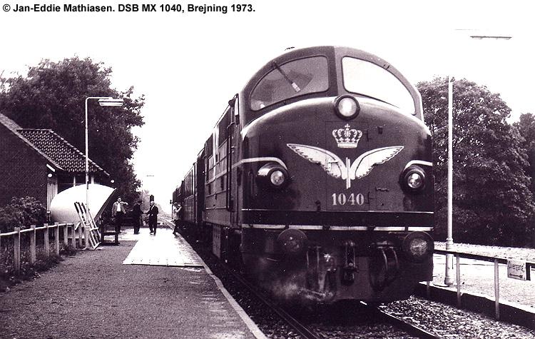 DSB MX1040