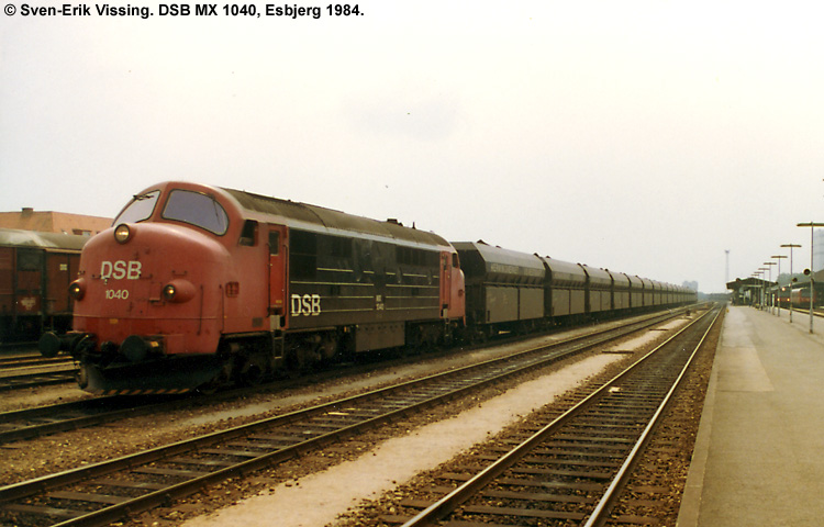 DSB MX 1040