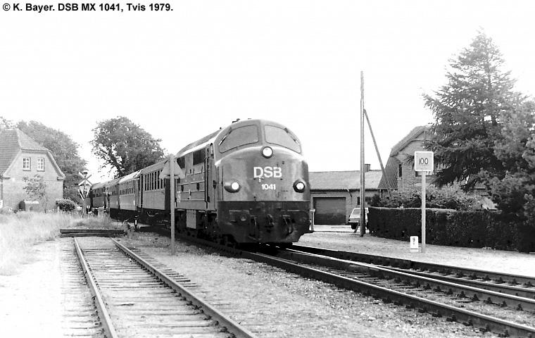 DSB MX 1041