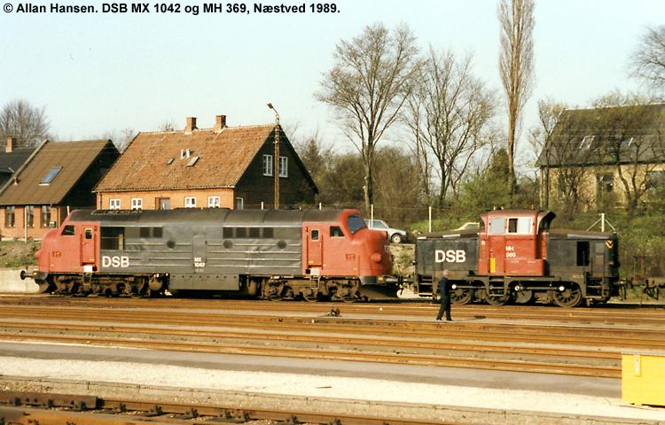 DSB MX 1042