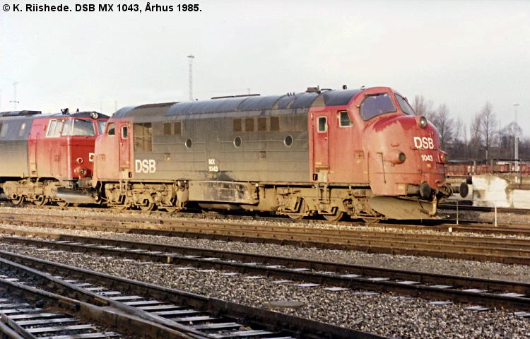 DSB MX 1043