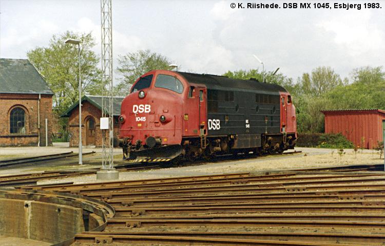 DSB MX 1045