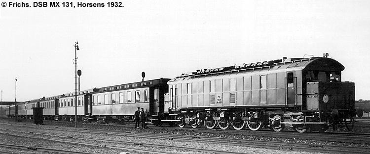 DSB MX 131