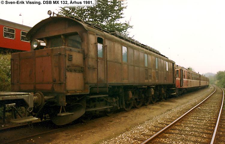 DSB MX 132