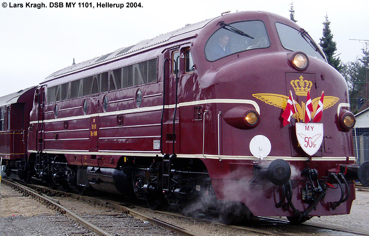 DSB MY1101