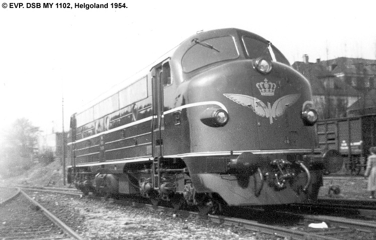 DSB MY 1102