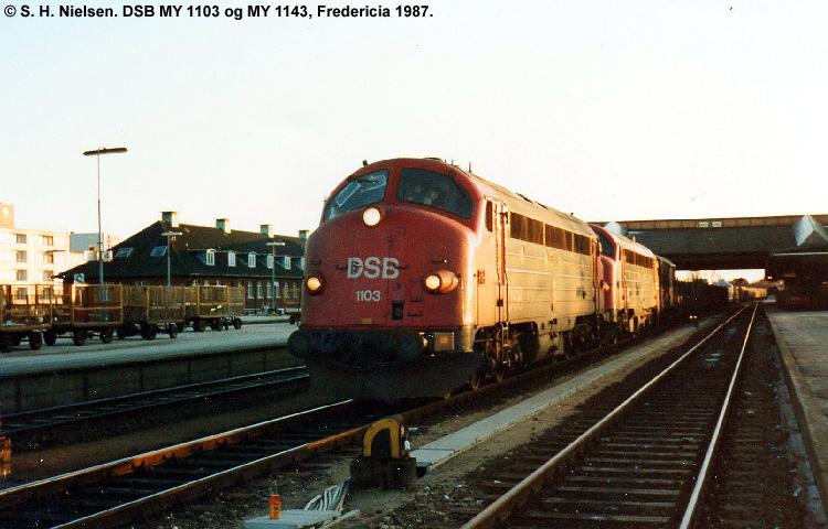 DSB MY 1103
