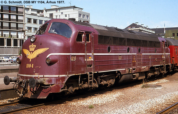 DSB MY1104