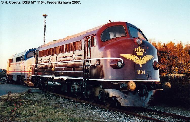 DSB MY 1104