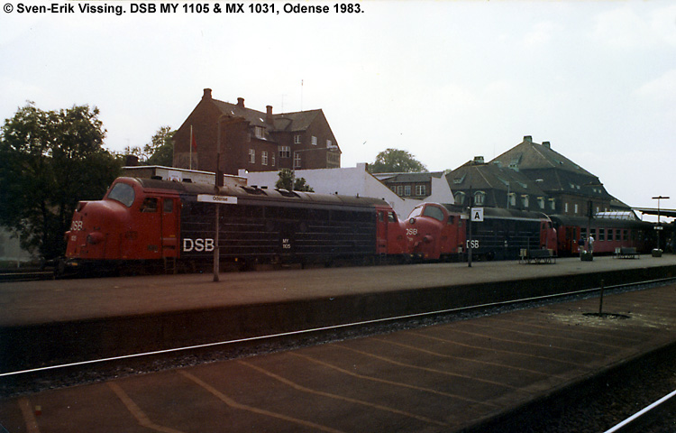 DSB MY 1105