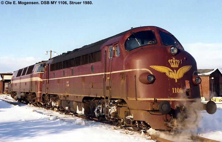DSB MY 1106