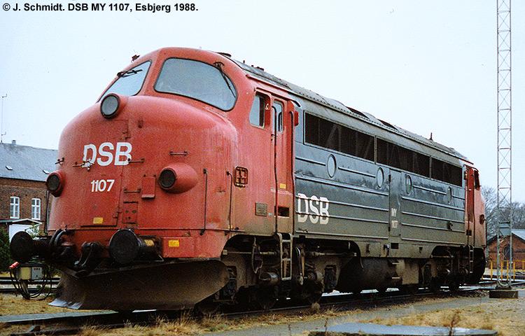 DSB MY 1107