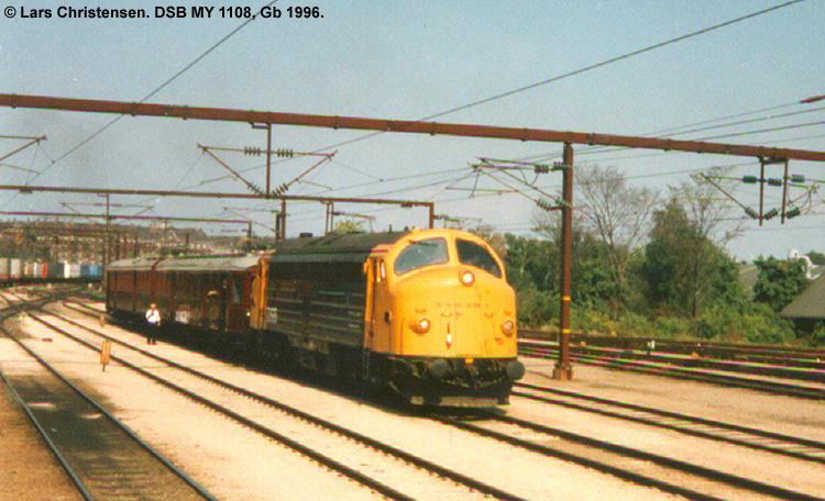 DSB MY 1108